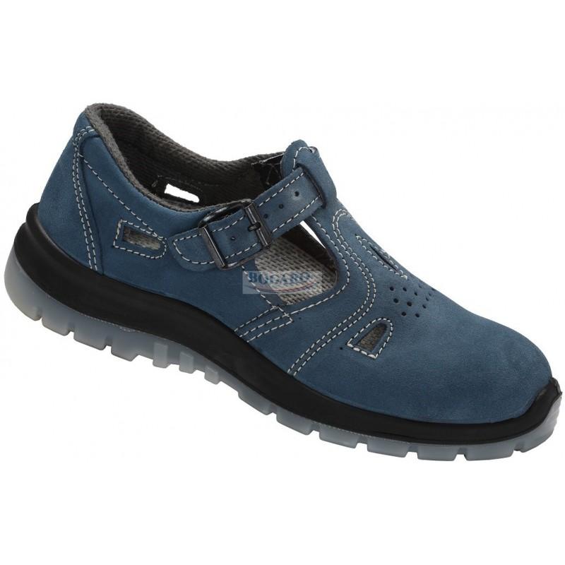 Sandały DAMSKIE buty ROBOCZE 250W BEZ PODNOSKA 39