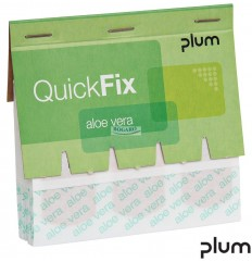 Plastry PLUM Quick Fix ALOE...