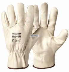 Rękawice skórzane licowe...