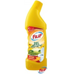Żel do wc FILIP 3w1 750ml...