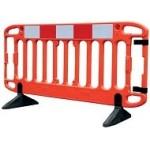 Bariery ostrzegawcze, odgradzające