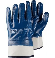 Rękawice nitrylowe ciężkie...