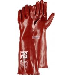Rękawice powlekane pvc RS...