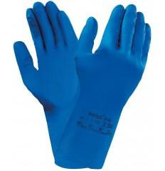 Rękawice gumowe lateksowe...