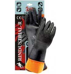 Rękawice gumowe latex...