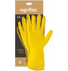 Rękawice gumowe OGRIFOX...
