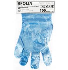 Rękawice foliowe RFOLIA...