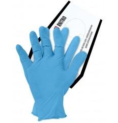Rękawice nitrylowe RNITRIO...