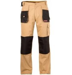 Spodnie monterskie do pasa...