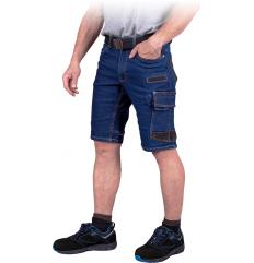 Dżinsowe szorty robocze...