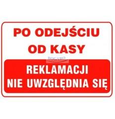 Znak tablica TI-02 Po...