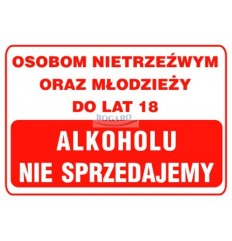 Znak tablica TI-03 Osobom...