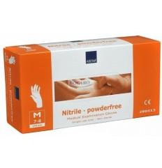 Rękawice nitrylowe nitrio...