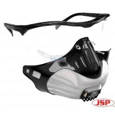 Okulary ochronne z półmaską...