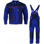Odzież robocza SERWAL BLUE