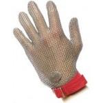 Rękawice antyprzecięciowe metalowe