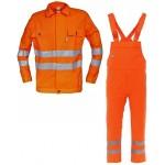 Ubrania robocze ostrzegawcze