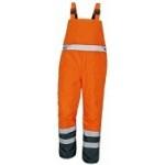 Ubrania robocze ostrzegawcze ocieplane